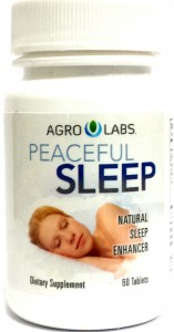 Peaceful Sleep Tablet